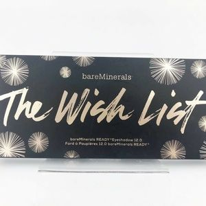bareMinerals READY 12.0 The Wish List Palette NIBB